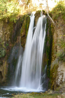 Spearfish Falls - Softer photo