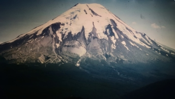 Mt. St. Helen Before Eruption